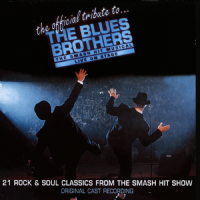 A Tribute To The Blues Brothers Original London Cast CD